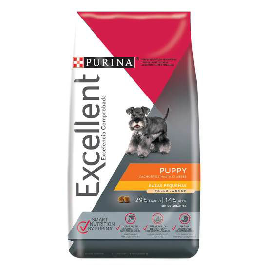 Imagen de EXCELLENT PUPPY SMALL BREED CH&R x15KG