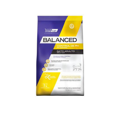 Imagen de BALANCED GATO CONTROL PH ALL AGES  X 2 KG.